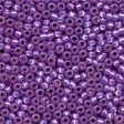 02084 Shimmering Lilac Glass Seed Beads