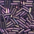 72051 Royal Mauve Small Bugle Beads