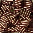 72053 Nutmeg Small Bugle Beads