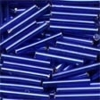 90020 Royal Blue Large Bugle Beads