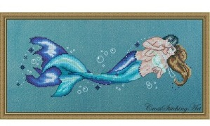 Cross Stitching Art