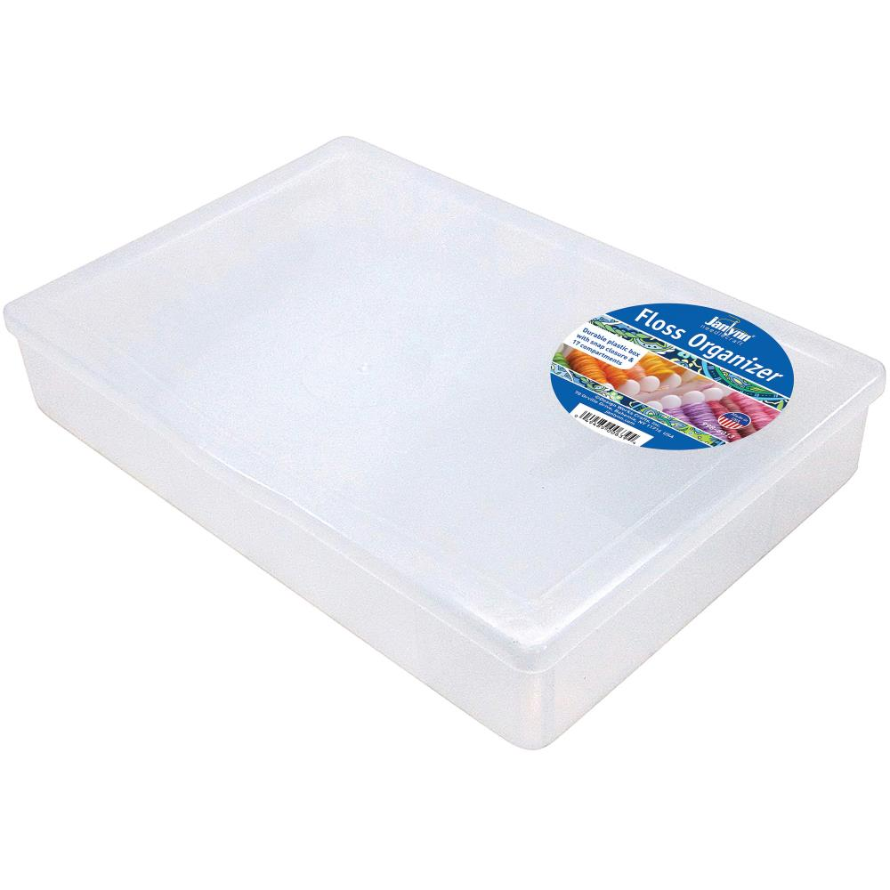 Janlynn Floss Organizer 17 Compartments