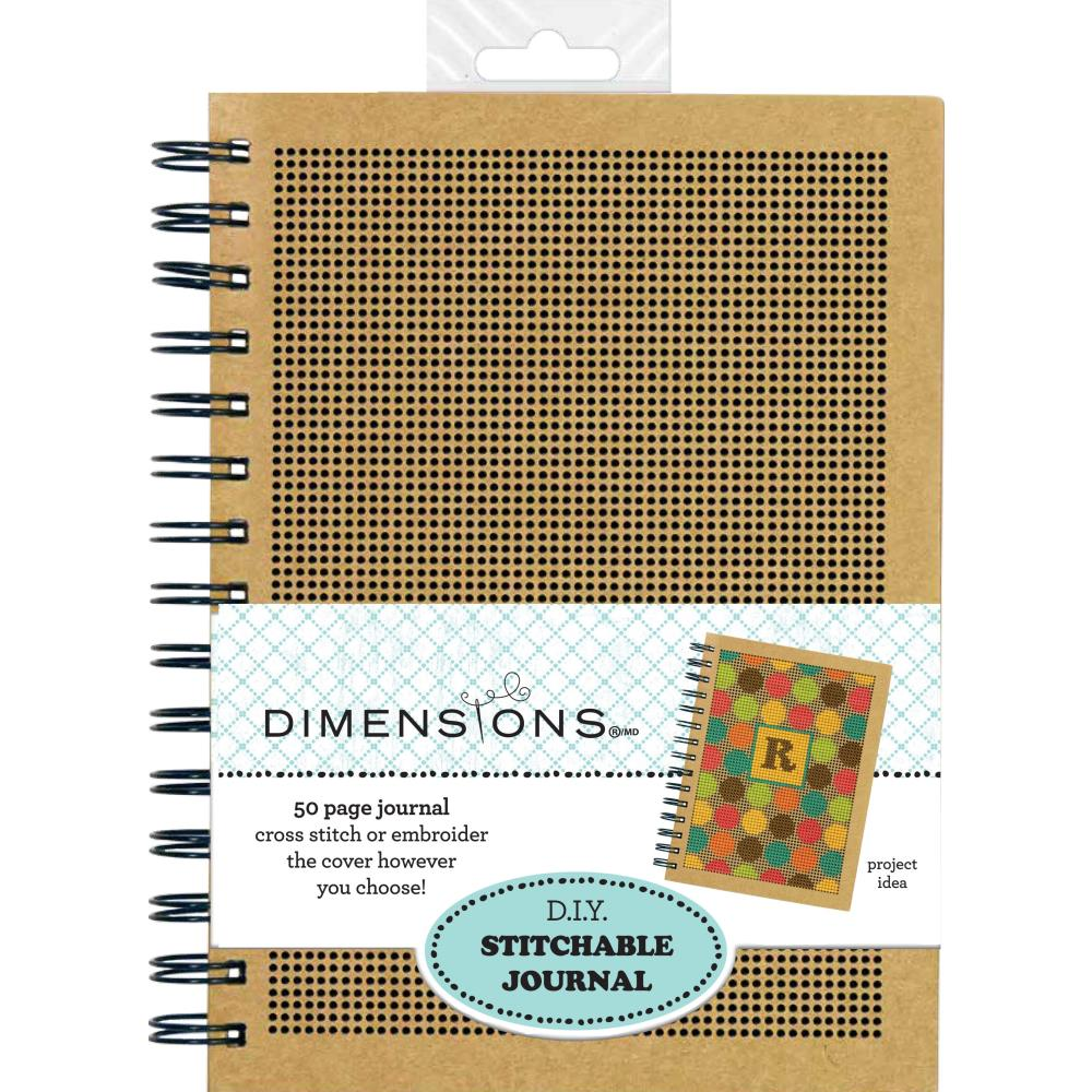 Dimensions Blank Large Journal