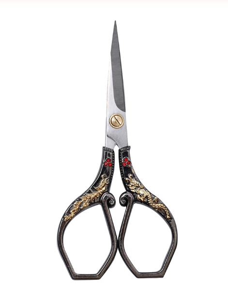 Embroidery Scissors - Dark Jeweled