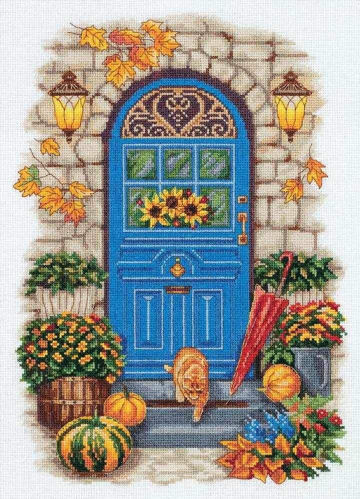 Autumn At The Door