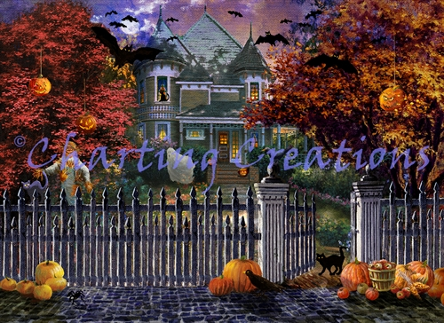 Halloween House Kit