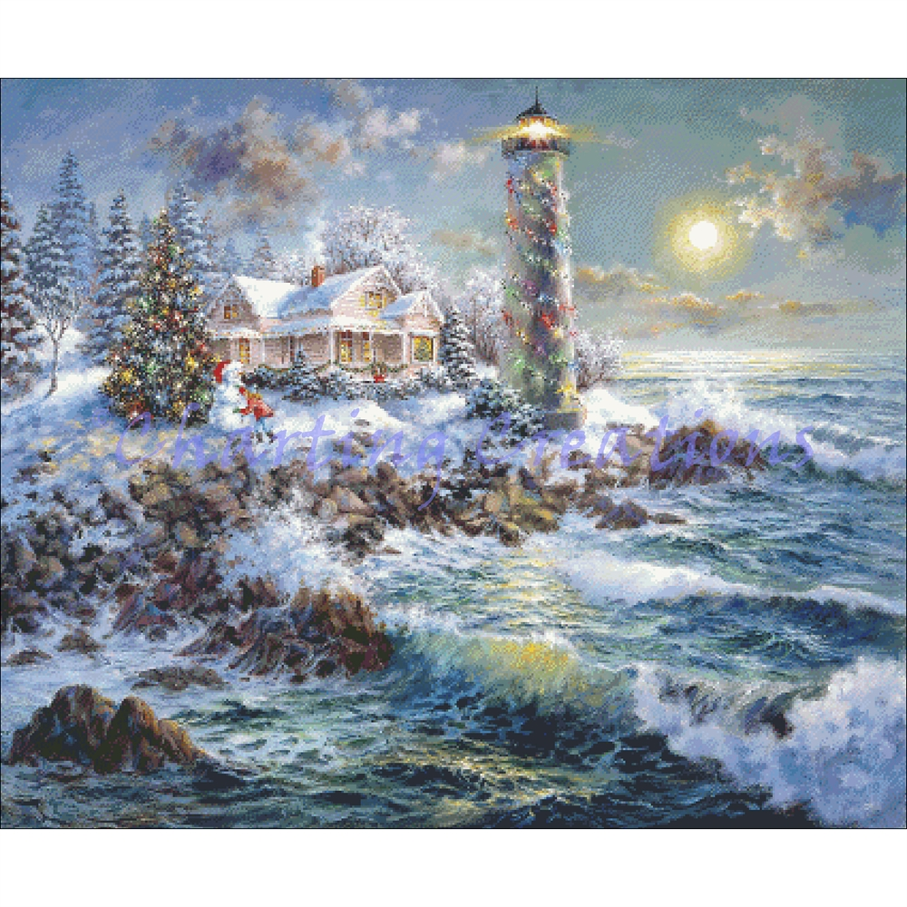 Lighthouse Merriment - Click Image to Close