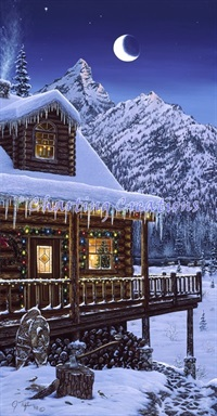 Mountain Home Christmas