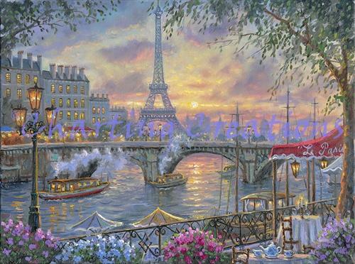 Tea Time In Paris Kit [ROBFIN182054K] - $45 00 USD