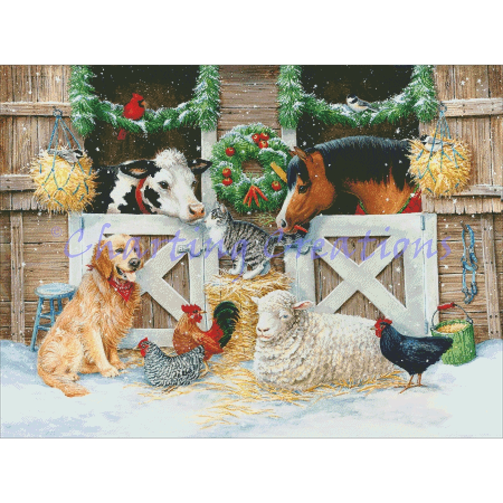 Barnyard Holiday