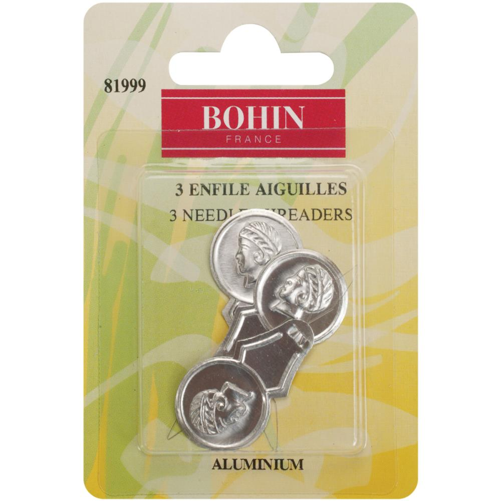 Bohin Aluminum Needle Threaders