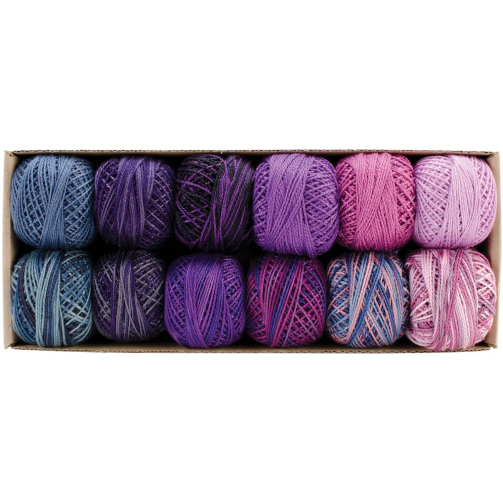 Accents Set 3 - Purple Splash