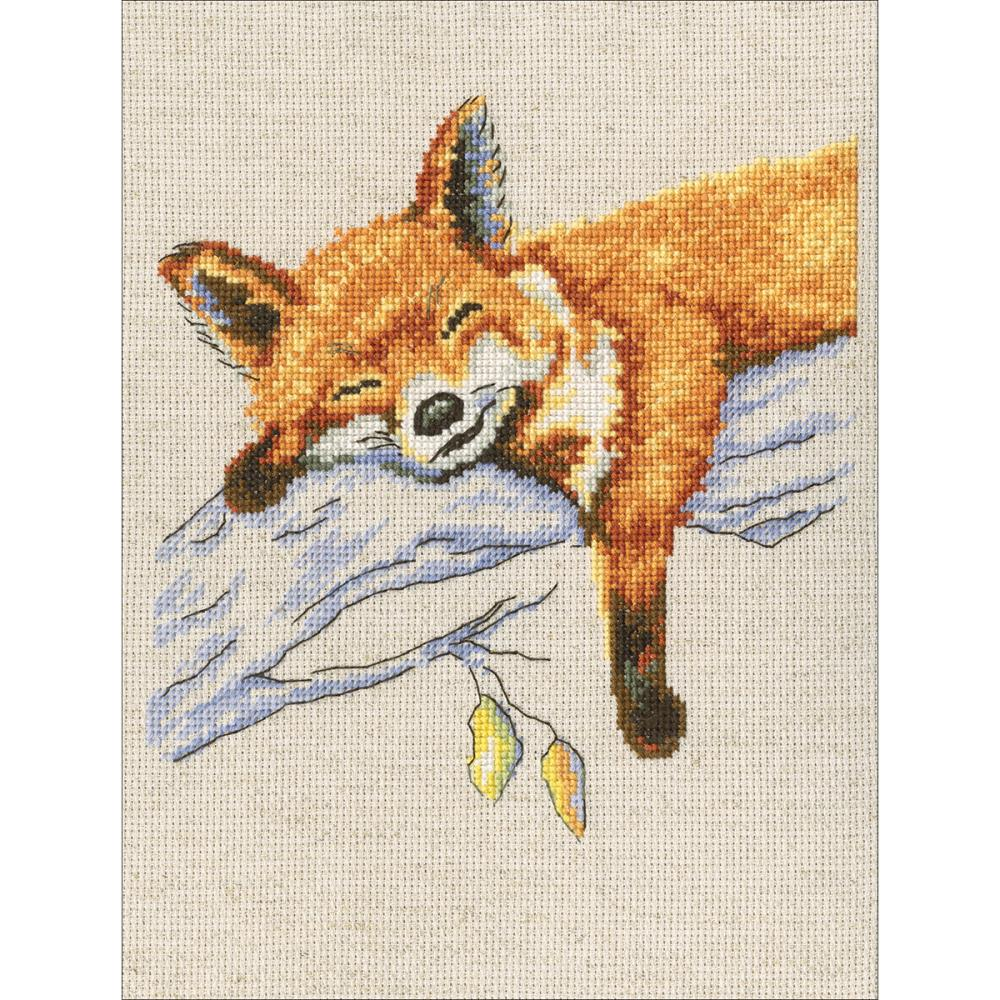 Autumn Dream Counted Cross Stitch Kit