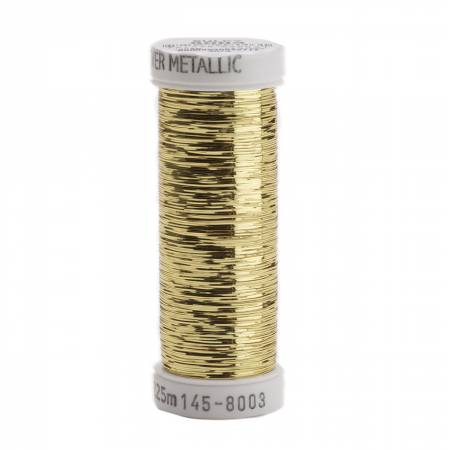Sulky Sliver - Light Gold Metallic Thread