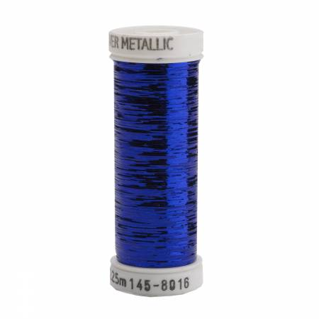 Sulky Sliver - Dark Blue Metallic Thread