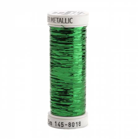 Sulky Sliver - Christmas Green Metallic Thread