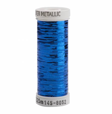 Sulky Sliver - Royal Blue Metallic Thread
