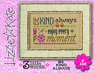 3 Little Words-Be Kind Always