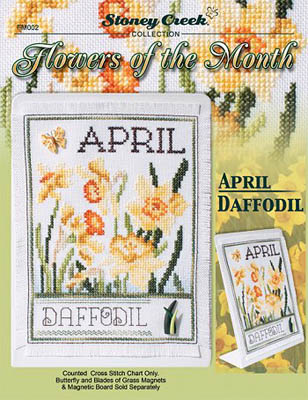 Flowers Of The Month-April