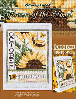 Flowers Of The Month-October