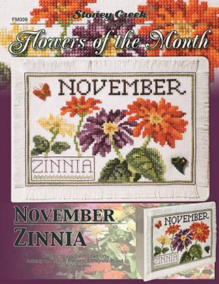 Flowers Of The Month-November
