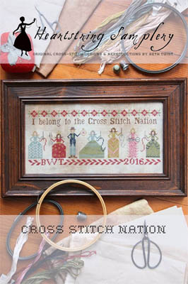 Cross Stitch Nation
