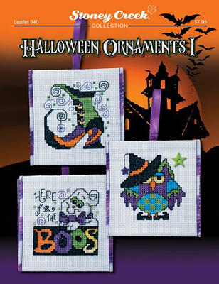 Halloween Ornaments I