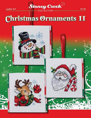 Christmas Ornaments II
