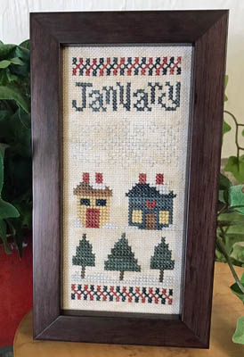 January Mini Sampler