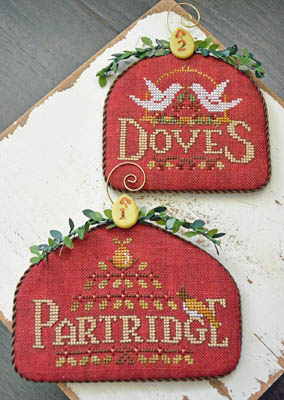 12 Days Partridge & Doves