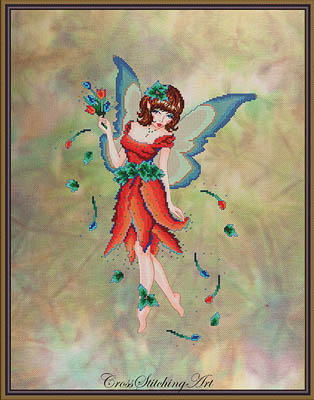 Anneke - The Tulip Fairy