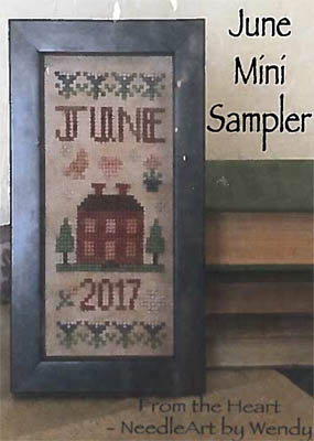 June Mini Sampler