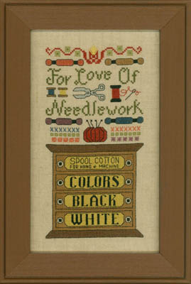 For The Love Of Needlework