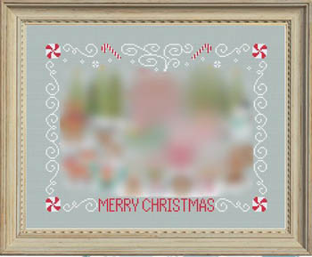 Christmas Stitch A Long - Border