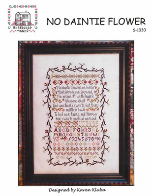 No Daintie Flower