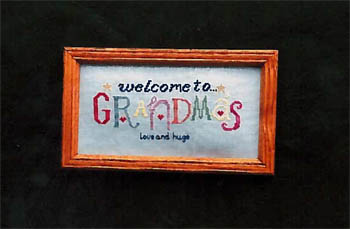 Welcome To Grandma's
