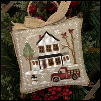 Farmhouse Christmas 3 - Grandpa's Pick-Up