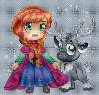 Anna And Sven - Click Image to Close