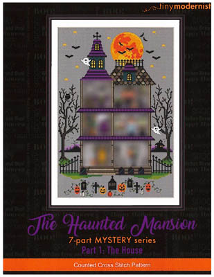 Haunted Mansion - Part 1
