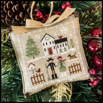 Farmhouse Christmas 8 - Farm Folk