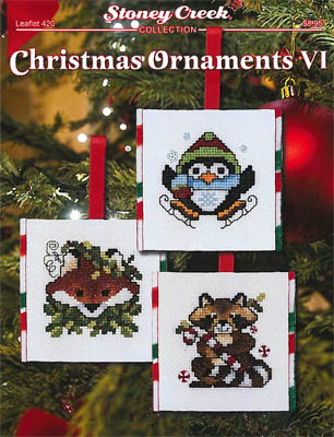 Christmas Ornaments VII
