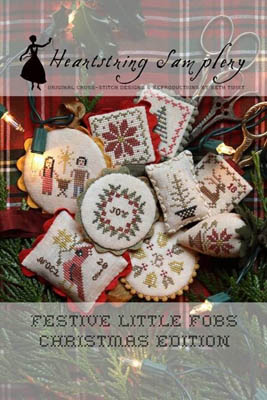 Festive Little Fobs 10 - Christmas Edition