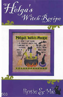 Helga's Witch Recipe