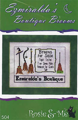 Ezmiralda's Boutique Brooms