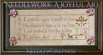 Needlework - A Joyful Art