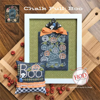 Boo - Chalk Full