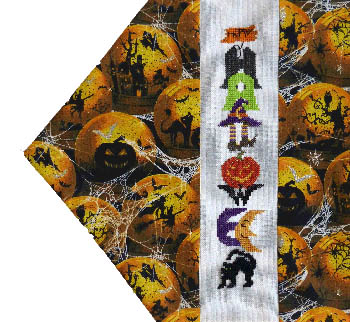 Seasonal Table Runners - Halloween