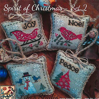 Spirit of Christmas- Set 2
