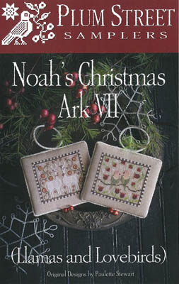 Noah's Christmas Ark VII (Llamas And Lovebirds)