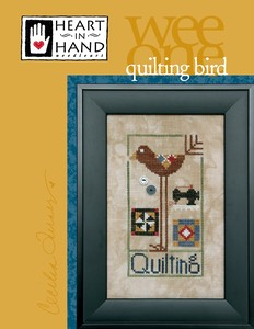 Wee One - Quilting Bird